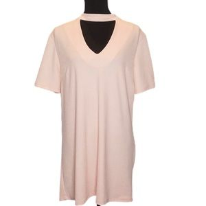 Pink NY Invasion Top.          D101